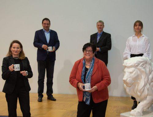 Startschuss für eine Zusammenarbeit zwischen dem Porzellanikon und dem Fichtelgebirgsverein e.V. ist gefallen!