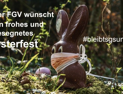 Der FGV wünscht frohe Ostern