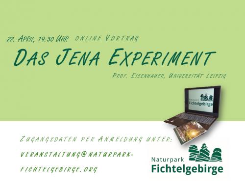 Das Jena Experiment [ABGESAGT]